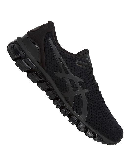 size 40 308b1 72f2f Men's Black ASICS Gel Quantum 360 Knit | Life Style Sports