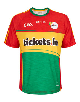 Adult Carlow SS Home Jersey 2017