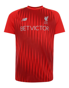Adults Liverpool Pre-Match Jersey