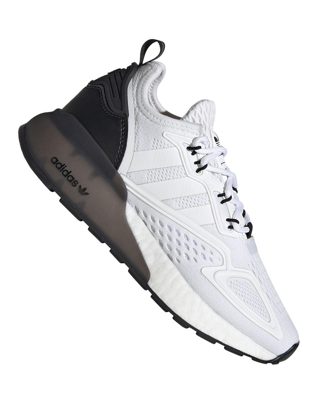 adidas Originals navy blue nike basketball shoes boys sneakers sale   Older Kids 2K BOOST