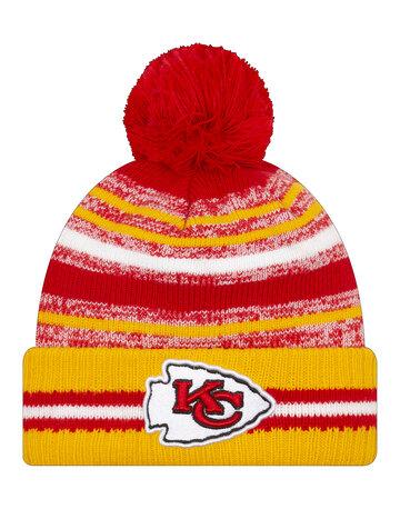 NFL Kansas City Chiefs Woolly Hat