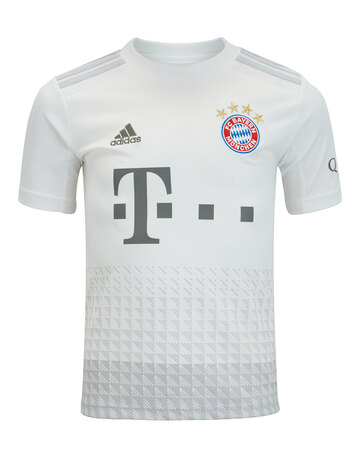 Kids Bayern Munich Away 19/20 Jersey