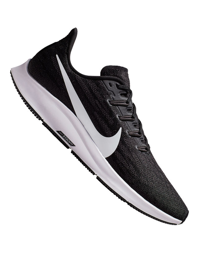 Nike Mens Air Zoom Pegasus 36 - Black - 7