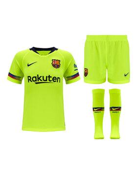 Kids Barcelona Away Kit