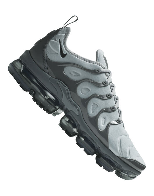 promo code 92930 500a5 Men's Grey Nike Air Vapormax Plus | Life Style Sports
