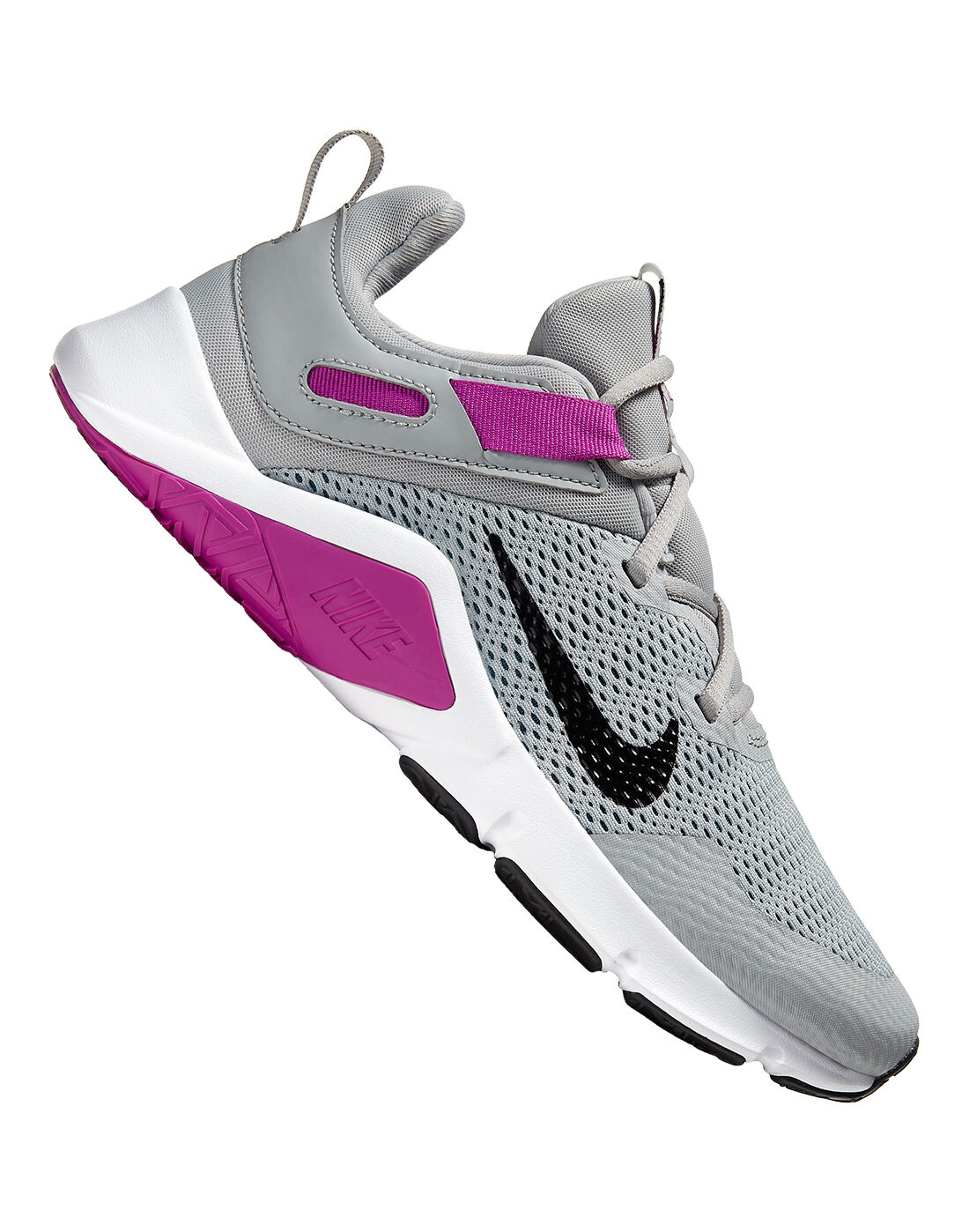 Size 5 Legend Athletic Girls Pink and White Shoes