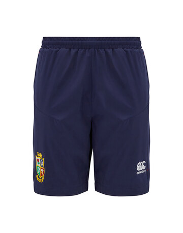 Adult British And Irish Lions Woven Gym Shorts