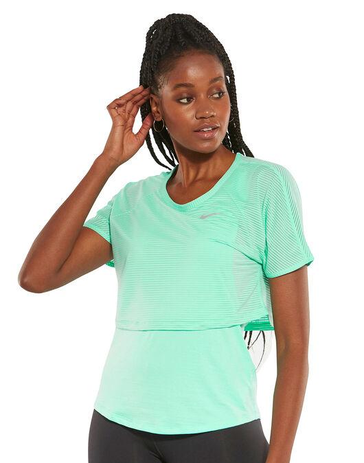 Womens 10K Breathe T-Shirt