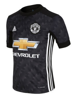 Kids Man Utd 17/18 Away Jersey