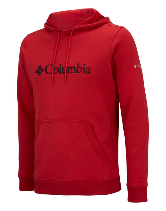 Columbia Mens Basic Logo Hoodie by Columbia