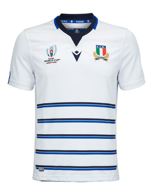 Adult Italy Rugby World Cup Away Jersey