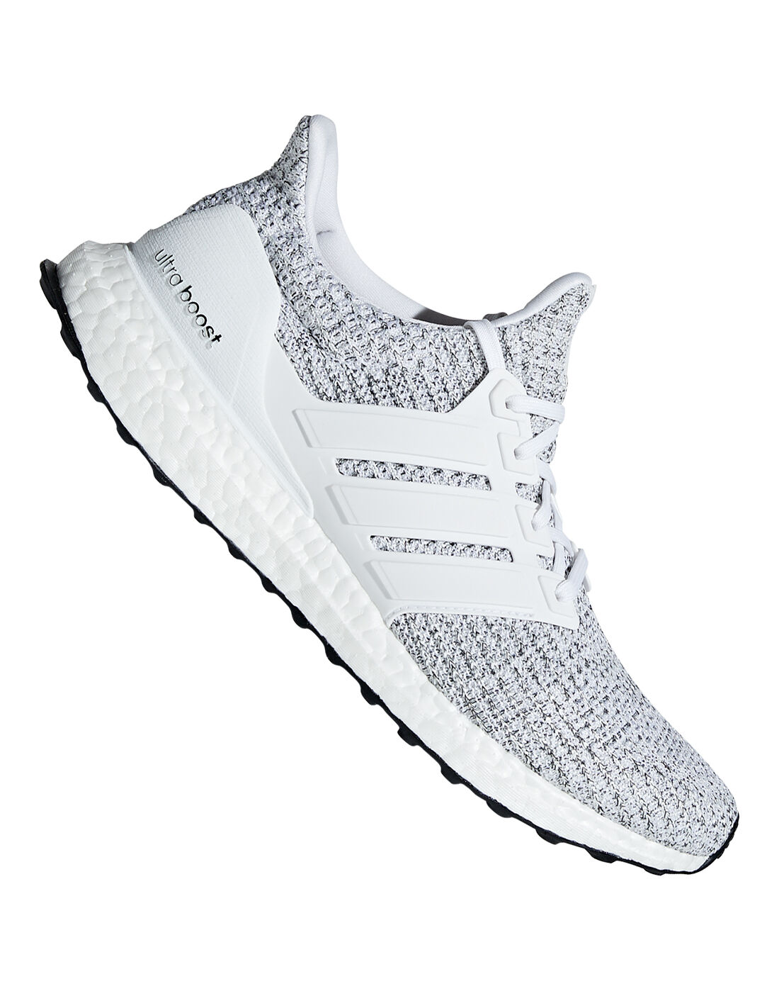 Men's Grey \u0026 White adidas Ultra Boost