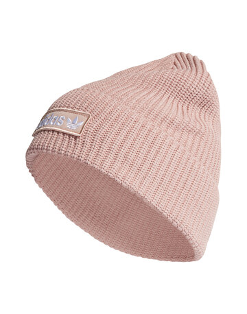 Trefoil Ribbed Woolly Hat