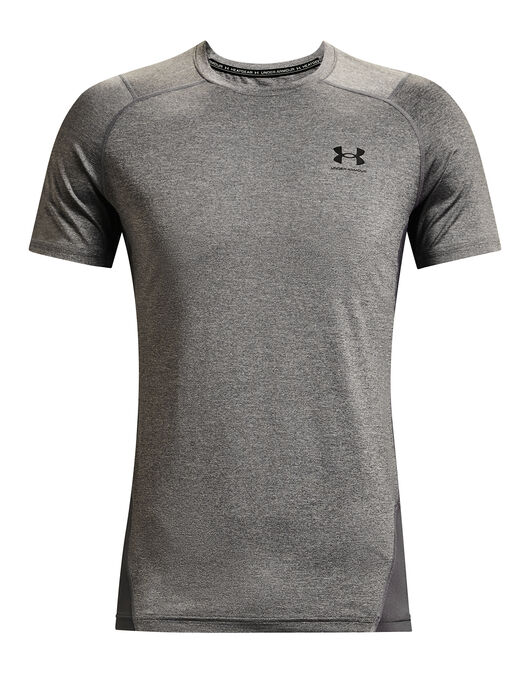 Mens Armour Fitted Training T-Shirt