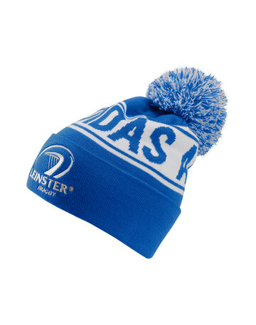 Leinster Supporters Bobble Hat