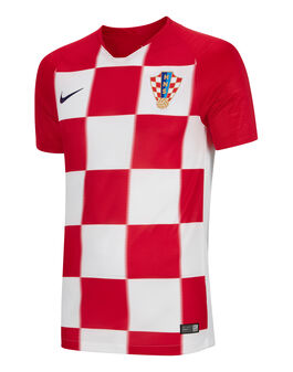Adult Croatia Home 18/19 Jersey