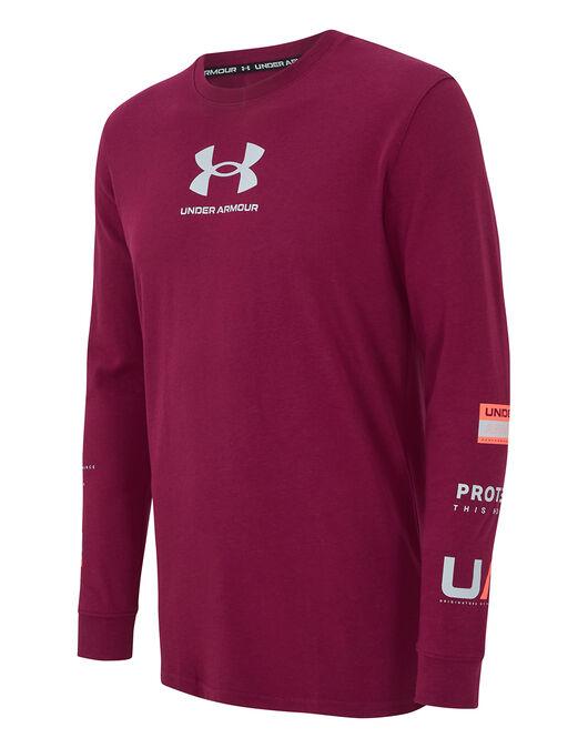 Mens Multi Logo T-Shirt