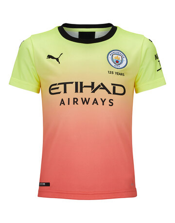 Kids Man City19/20 Third Jersey