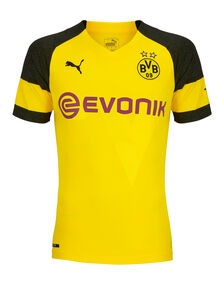 Adult Dortmund Home 18/19 Jersey