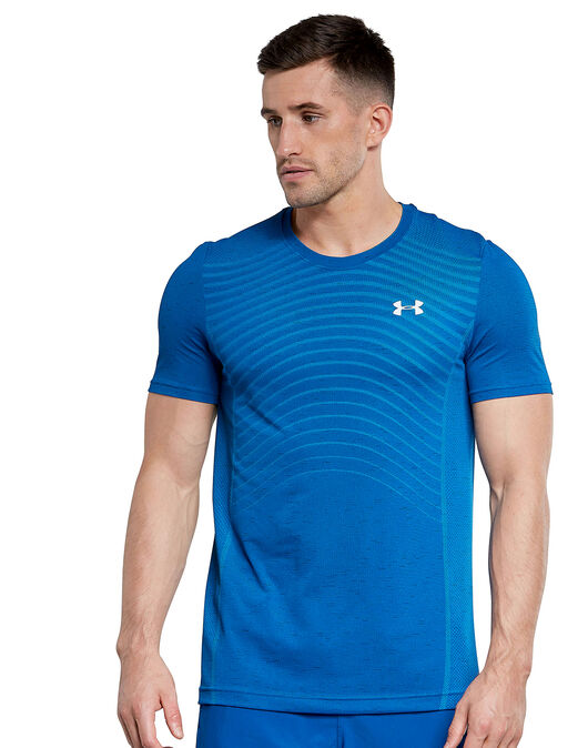 Mens Seamless Wave T-Shirt