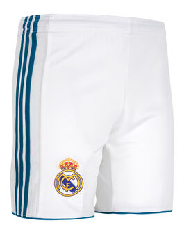 Kids Real Madrid 17/18 Home Short