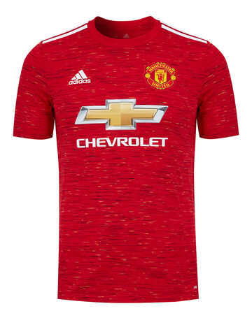 Adult Man Utd 20/21 Home Jersey