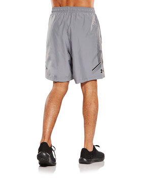 Mens Woven Graphic Short