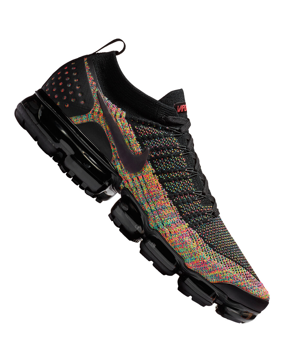 Multi-coloured Nike Vapormax Flyknit