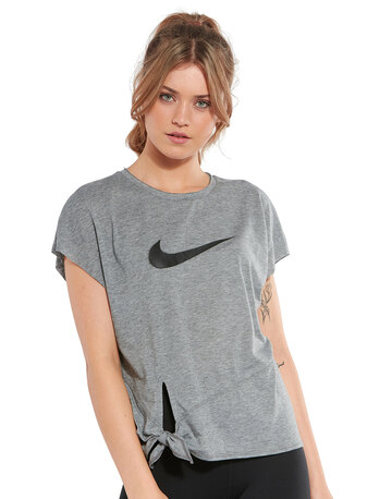 Womens Dry Side Tie T-Shirt
