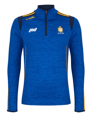 Mens Clare Solar Half Zip Top