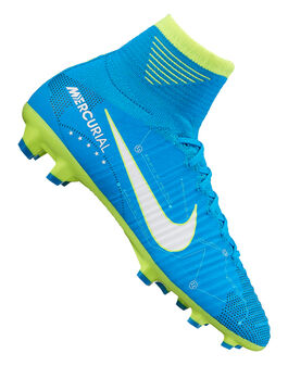 Kids Mercurial NJR Superfly Firm Ground