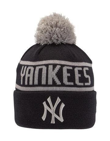 NY Yankees Bobble Knit