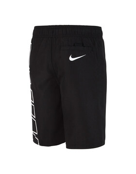 Junior Boy 8 Inch Logo Volley Short