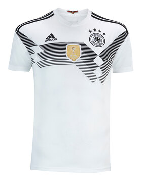 Adult Germany WC18 Home Jersey