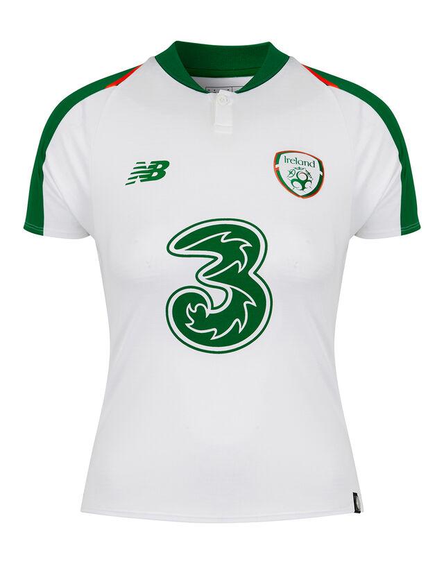 Image of Womens Ireland Away Jersey