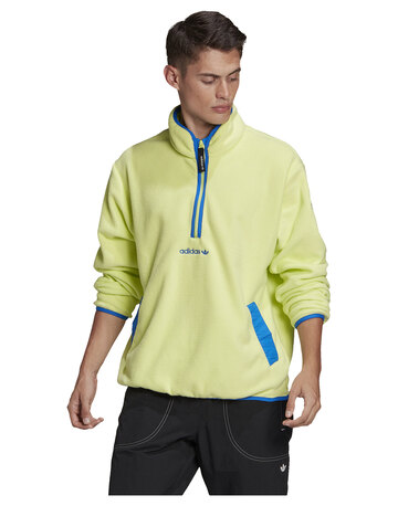 Mens ADV Half Zip Fleece Top