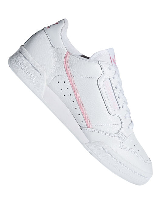 db5d537ef Women s Pink   White adidas Originals Continental 80