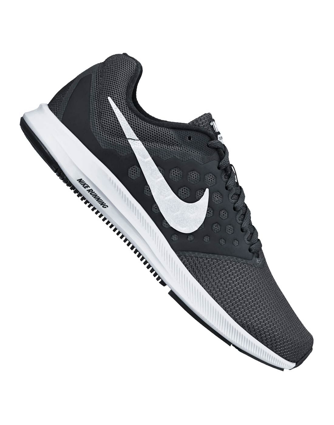 Nike Mens Downshifter 7 - Black   Life