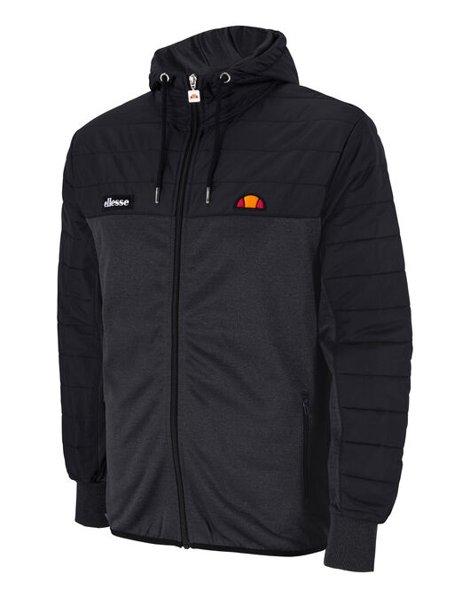 5fb8958387 Men's Ellesse Kelgaris Jacket | Grey | Life Style Sports