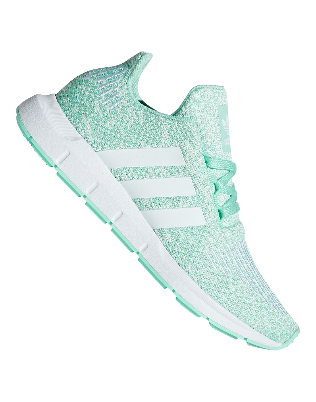 Girl's Green adidas Originals Swift Trainers | Life Style Sports