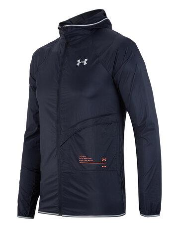 Mens Qualifier Storm Packable Jacket
