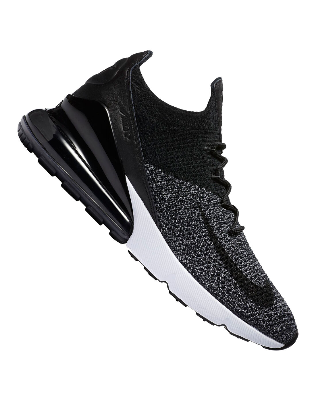Nike Air Max 270 Flyknit Oreo | Life Style Sports