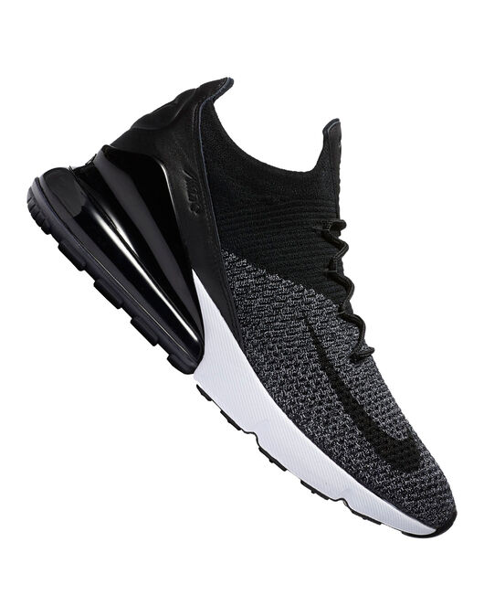 uk availability d486a 1a8eb Nike Air Max 270 Flyknit Oreo | Life Style Sports