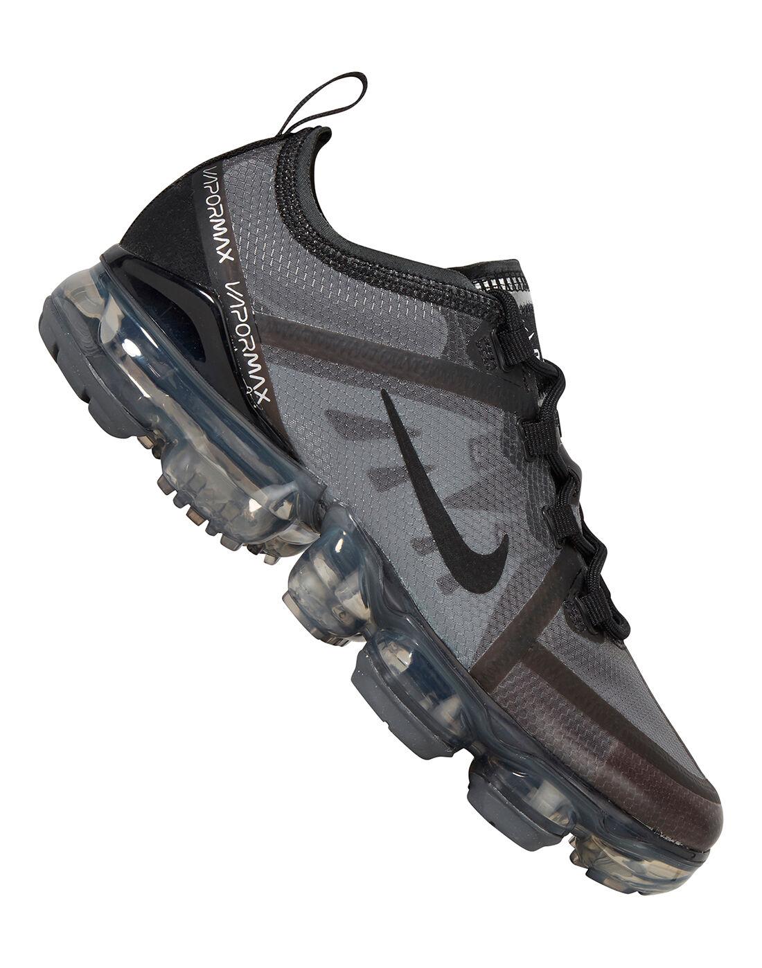 Kid's Black Nike Air Vapormax 2019