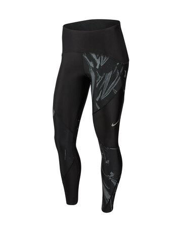 Womens Printed 7/8 Speed Leggings