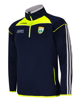 Mens Kerry Aston Half Zip