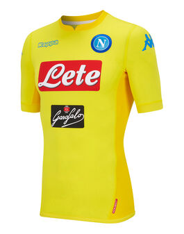 Adult Napoli Away 2017/18 Jersey