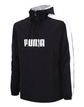 Mens Petro Half Zip Windbreaker