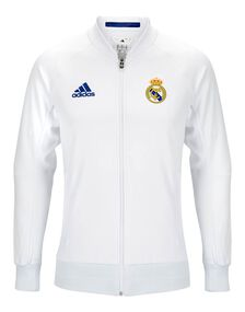 Mens Real Madrid Anthem Jacket