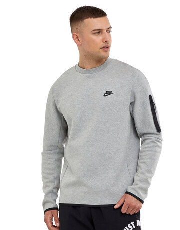Mens Tech Fleece Crew Neck Sweatshirt